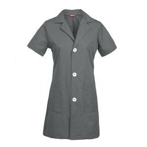 Women's Lab Coat Short Sleeve