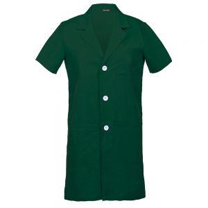 Men's Lab Coat Short Sleeve