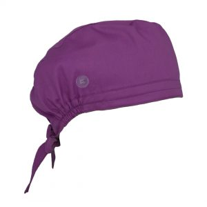 Unisex Surgical Cap Surgical Scrub Hat with Buttons
