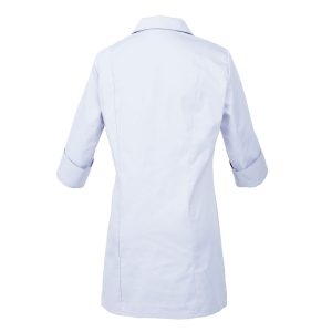Custom Embroidered Women's 3/4 Sleeve Lab Coat