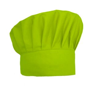 Chef Hat Adjustable Elastic Chef Cap